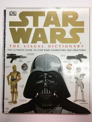 Star Wars The Visual Dictionary-Red Barn Collections