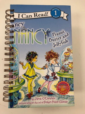 Fancy Nancy Peanut Butter and Jellyfish-Red Barn Collections