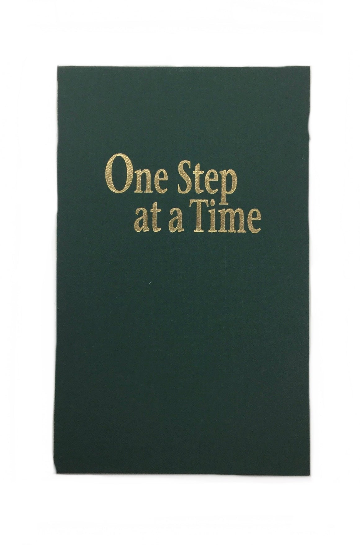One Step at a Time-Red Barn Collections