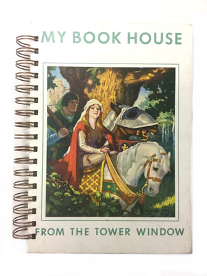 My Book House- From the Tower Window-Red Barn Collections