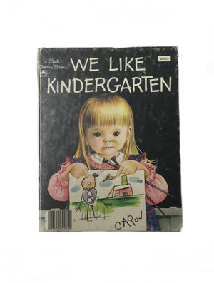 We Like Kindergarten-Red Barn Collections
