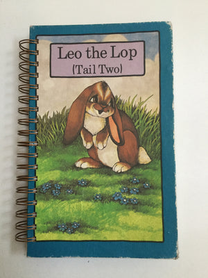 Leo the Lop (Tail Two)-Red Barn Collections
