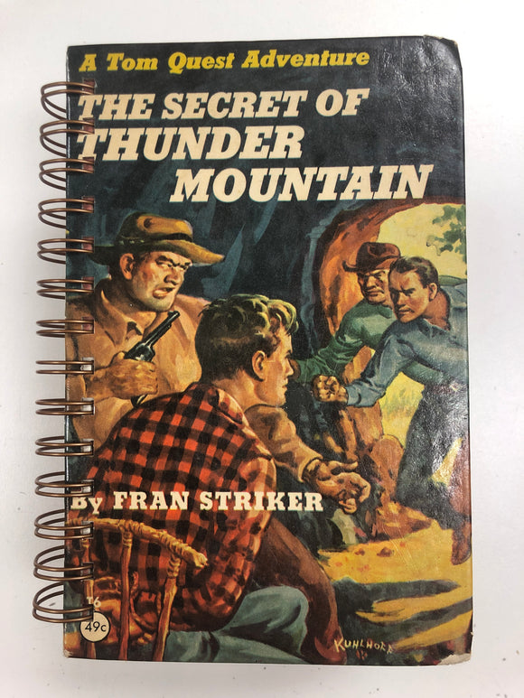 The Secret of Thunder Mountain-Red Barn Collections