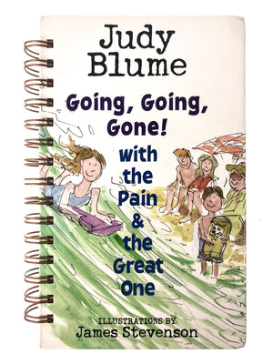 Going, Going, Gone! with the Pain & the Great One-Red Barn Collections