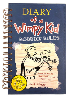 Diary of a Wimpy Kid: Roderick Rules-Red Barn Collections