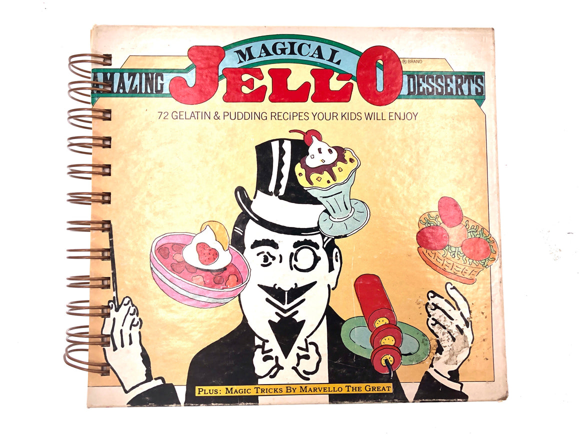 Jell-O: Amazing Magical Desserts-Red Barn Collections