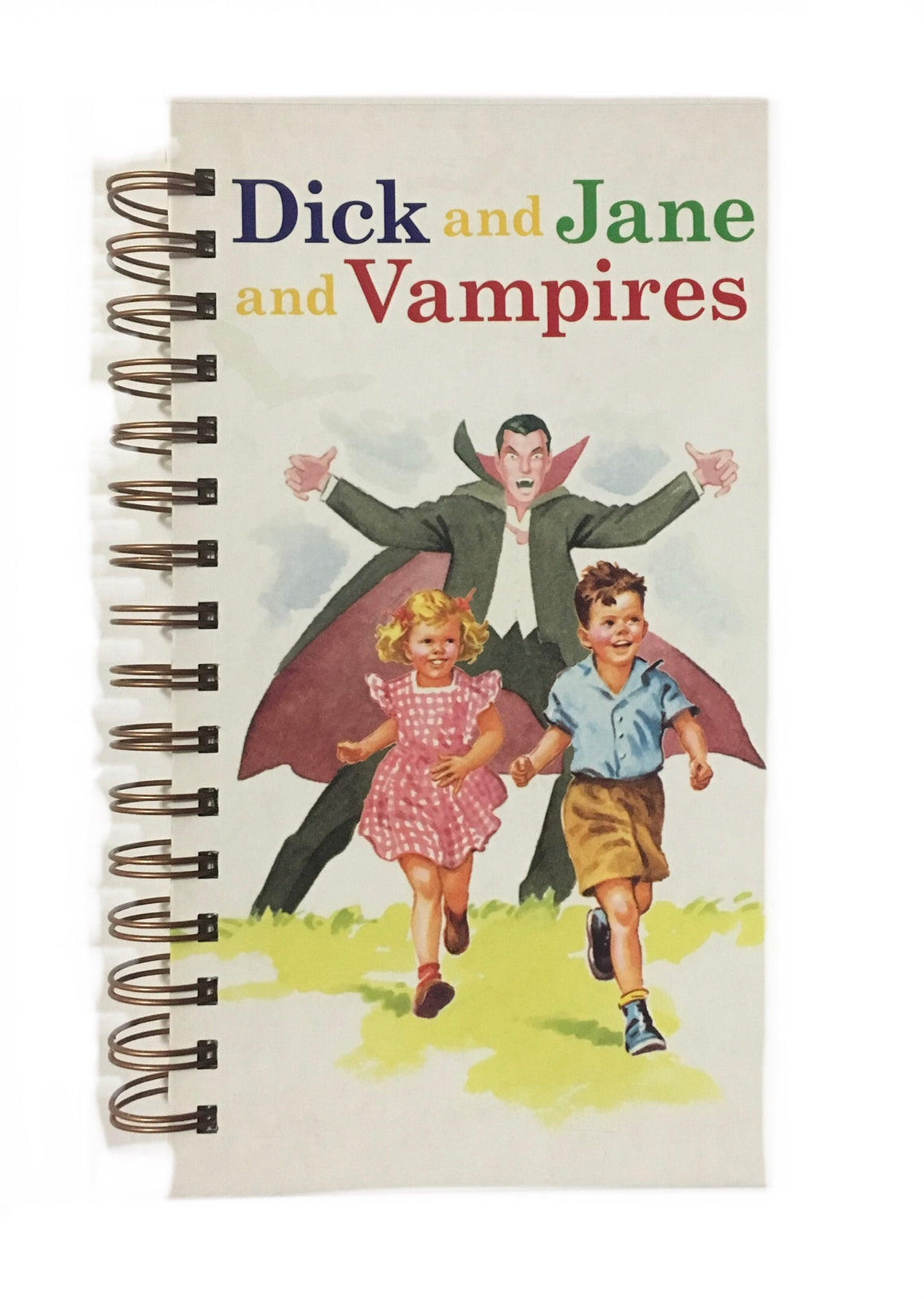 Dick and Jane and Vampires-Red Barn Collections