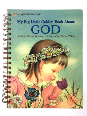My Big Little Golden Book About God-Red Barn Collections