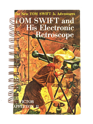 Tom Swift and His Electronic Retroscope-Red Barn Collections