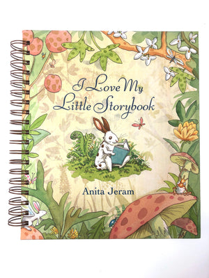 I Love My Little Storybook Journal-Red Barn Collections