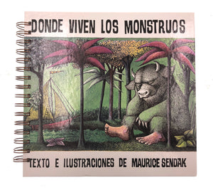 Donde Viven Los Monstruos-Red Barn Collections