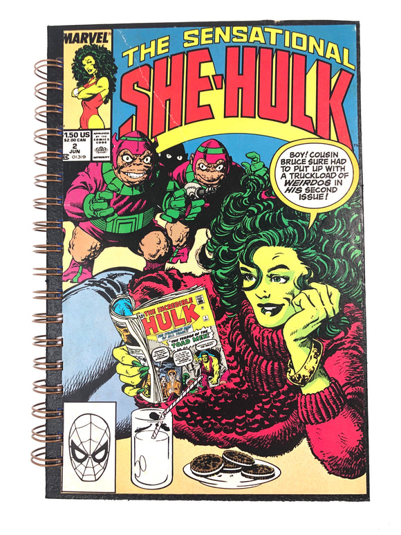 The Sensational She-Hulk Comic Journal-Red Barn Collections