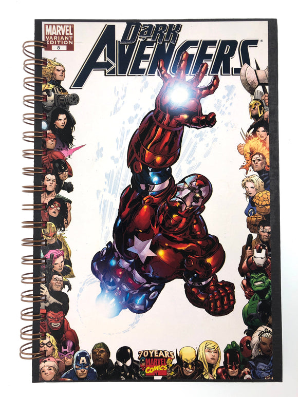Dark Avengers Comic Journal-Red Barn Collections