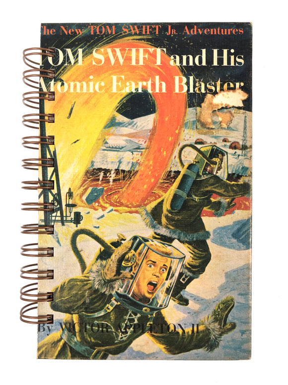 Tom Swift and His Atomic Earth Blaster-Red Barn Collections