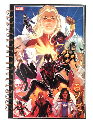 Venom Comic Journal-Red Barn Collections