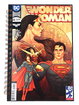Wonder Woman 44 Comic Journal-Red Barn Collections
