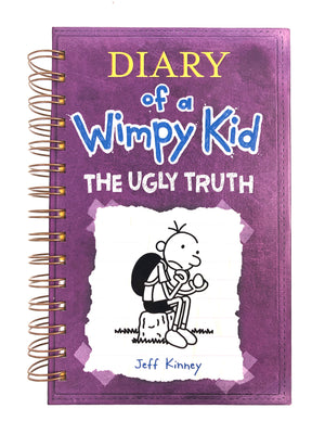 Diary of a Wimpy Kid: The Ugly Truth-Red Barn Collections