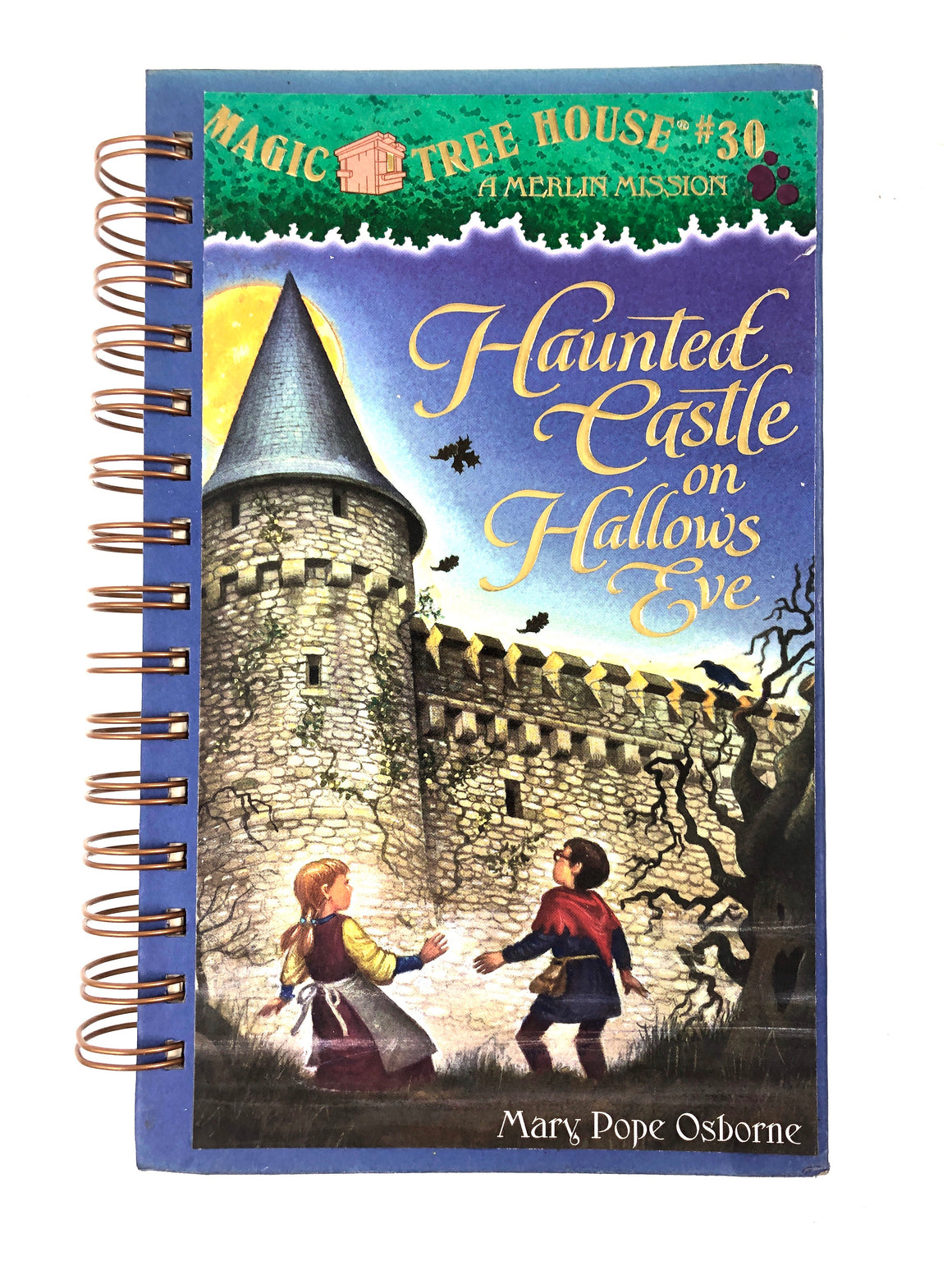 Magic Tree House #30 Haunted Castle on Hallows Eve-Red Barn Collections