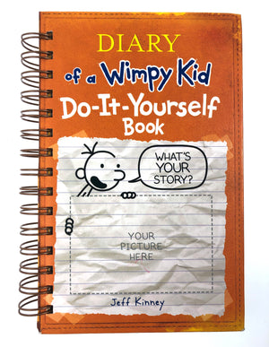 Diary of a Wimpy Kid: Do-It-Yourself Book-Red Barn Collections