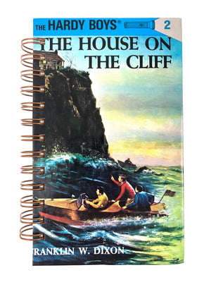 The Hardy Boys #02 - The House On The Cliff-Red Barn Collections