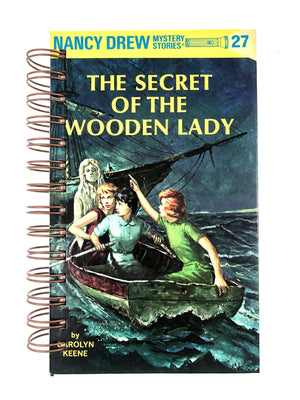 Nancy Drew #27 - The Secret of the Wooden Lady-Red Barn Collections