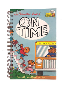 Berenstain Bears: On Time-Red Barn Collections