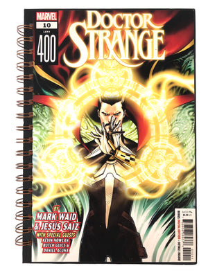 Doctor Strange Comic Journal-Red Barn Collections