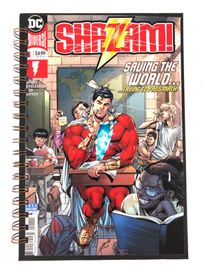 Shazam! #1 Comic Journal-Red Barn Collections