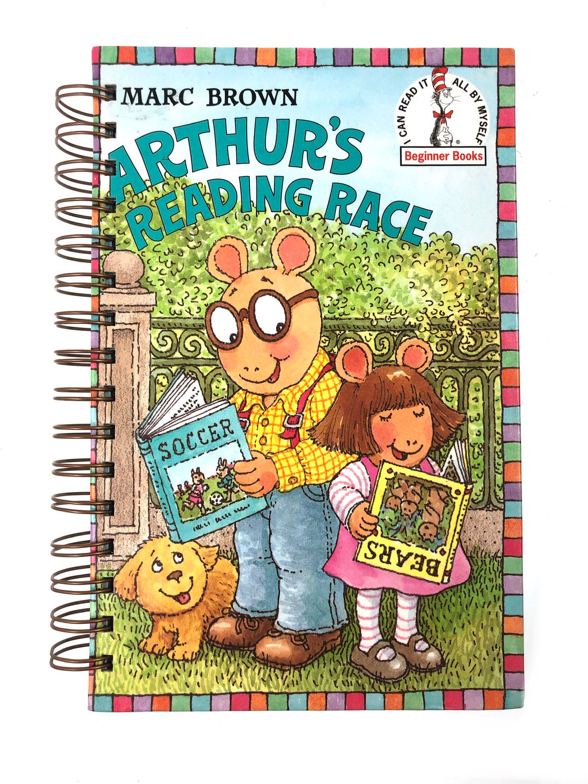 Arthur's Reading Race-Red Barn Collections