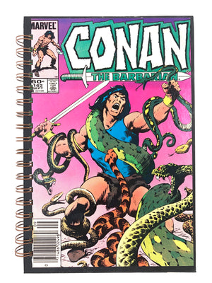 Conan the Barbarian 1984 Comic Journal-Red Barn Collections