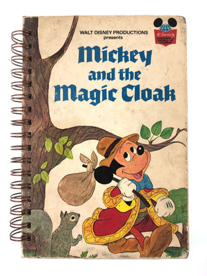 Mickey and the Magic Cloak-Red Barn Collections