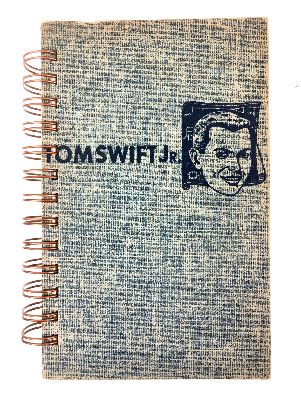 Tom Swift Jr. Vintage Cover-Red Barn Collections