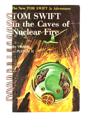 Tom Swift in the Caves of Nuclear Fire-Red Barn Collections