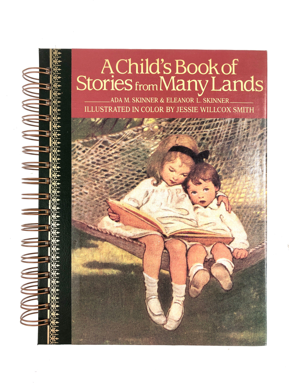 A Child's Book of Stories from Many Lands-Red Barn Collections