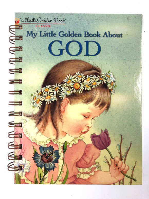 My Little Golden Book About God-Red Barn Collections
