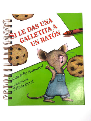 (Spanish) If You Give a Mouse a Cookie-Red Barn Collections