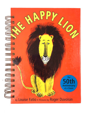 The Happy Lion Journal-Red Barn Collections