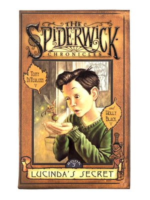The Entire Spiderwick Chronicles Journals-Red Barn Collections