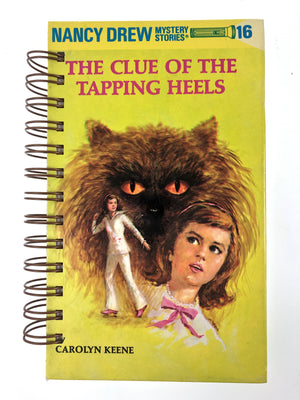 Nancy Drew #16 - The Clue of the Tapping Heels-Red Barn Collections