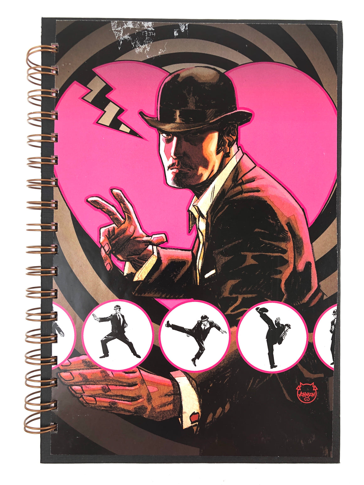 James Bond 007 Comic Journal-Red Barn Collections