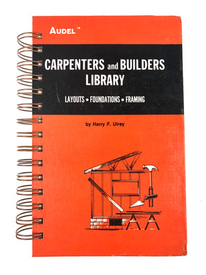 Carpenters and Builders Library-Red Barn Collections