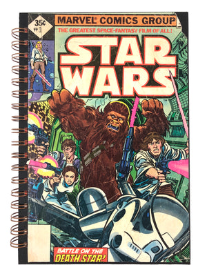 Star Wars: Battle on the Deathstar Comic Journal-Red Barn Collections