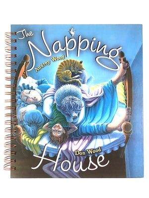 The Napping House-Red Barn Collections