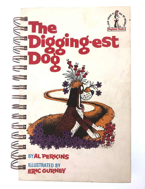 The Digging-est Dog-Red Barn Collections