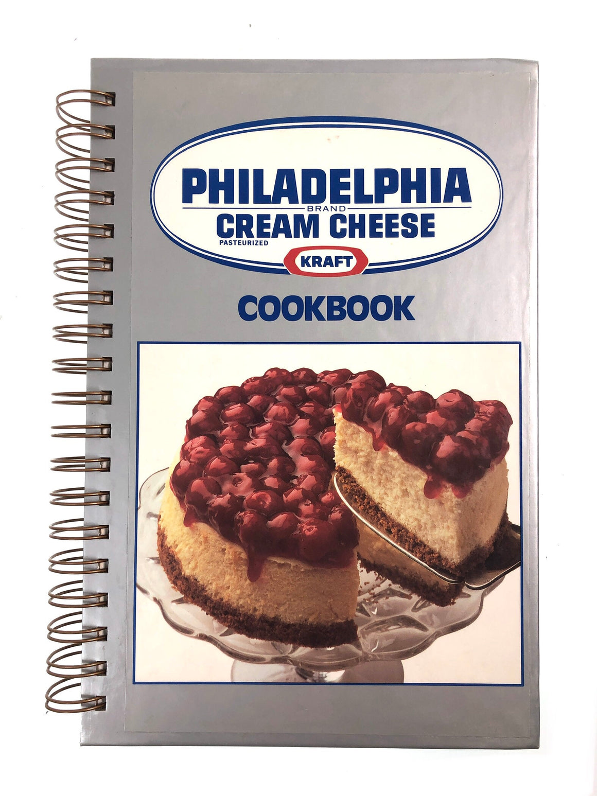 Philadelphia Cream Cheese Cookbook-Red Barn Collections