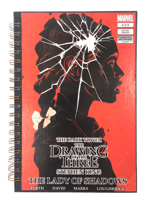 The Dark Tower: The Lady of the Shadows Comic Journal-Red Barn Collections