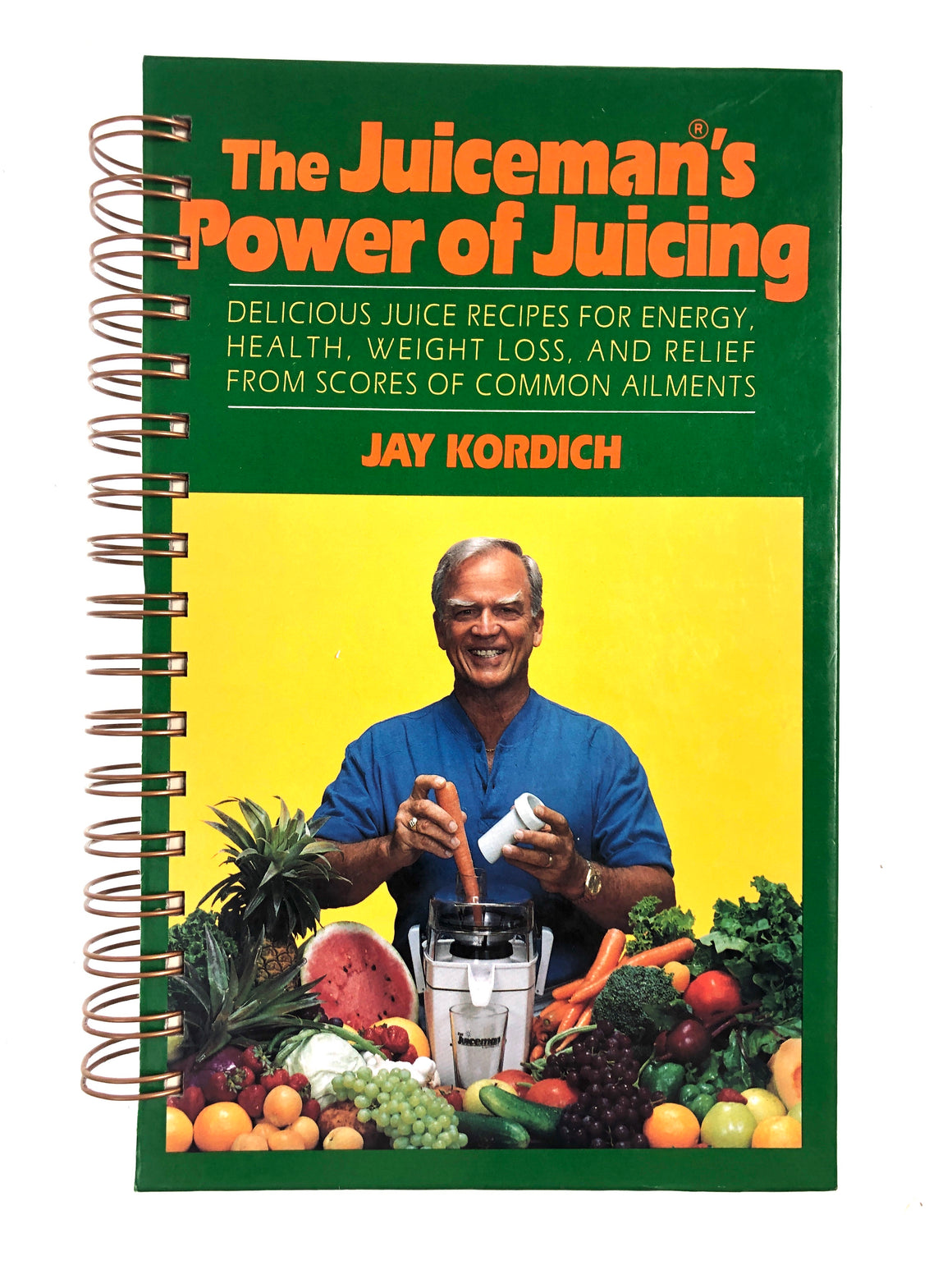 The Juiceman's Power of Juicing-Red Barn Collections
