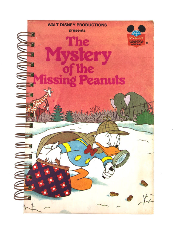 The Mystery of the Missing Peanuts-Red Barn Collections
