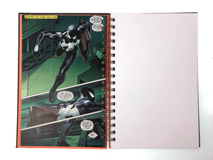Symbiote Spider-Man Comic Journal-Red Barn Collections