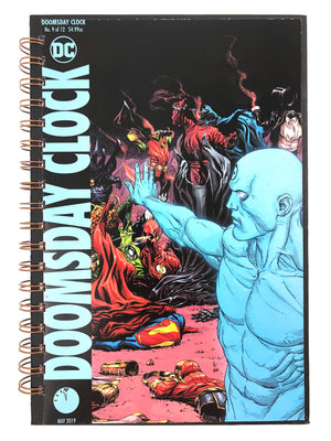 Doomsday Clock Comic Journal-Red Barn Collections